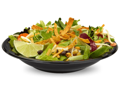 Premium Southwest Salad (without Chicken)