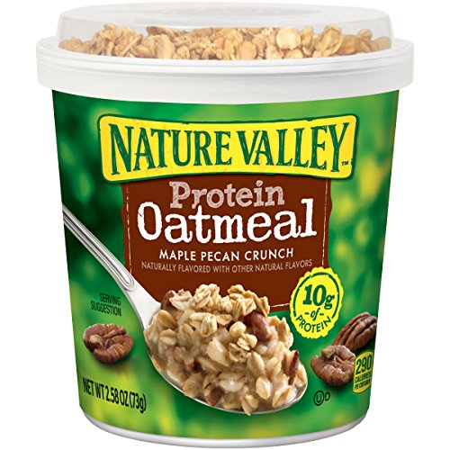Nature Valley Cranberry Almond Protein Granola combines clusters of whole grain oats, real almonds, and sweet cranberry pieces. • Made with whole grains • It's a delicious way to start the day, a perfect snack and tastes great in a recipe • Try other General Mills cereals made with whole grains in .