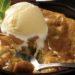 Salted Caramel Cookie Skillet