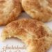 Snickerdoodle Cookie Buttons