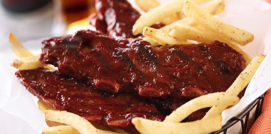 Steak Amp Riblets Combo From Applebee S Nurtrition Amp Price