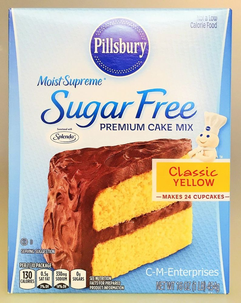Image Result For How Much Sugar Is In A Yellow Cake Mix