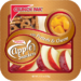 Sweet Apple Snackers with Pretzels & Cheese