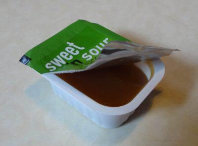 Sweet 'N Sour Sauce