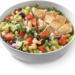 The Med Salad with Chicken (Regular)