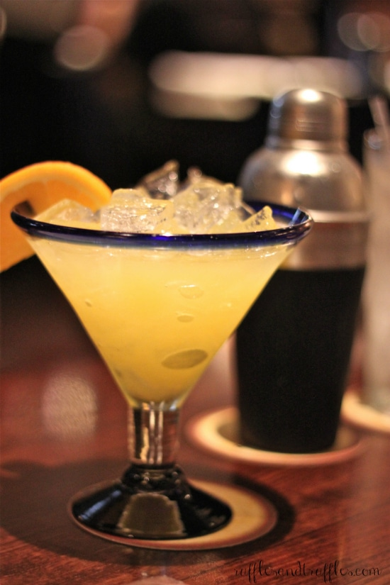 The Perfect Margarita From Longhorn Steakhouse