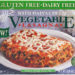 Vegetable Lasagna with Daiya Cheeze