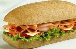 Tim Hortons Veggie Sandwich
