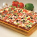 Veggie Pizza (Large, Square)