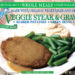 Veggie Steak & Gravy
