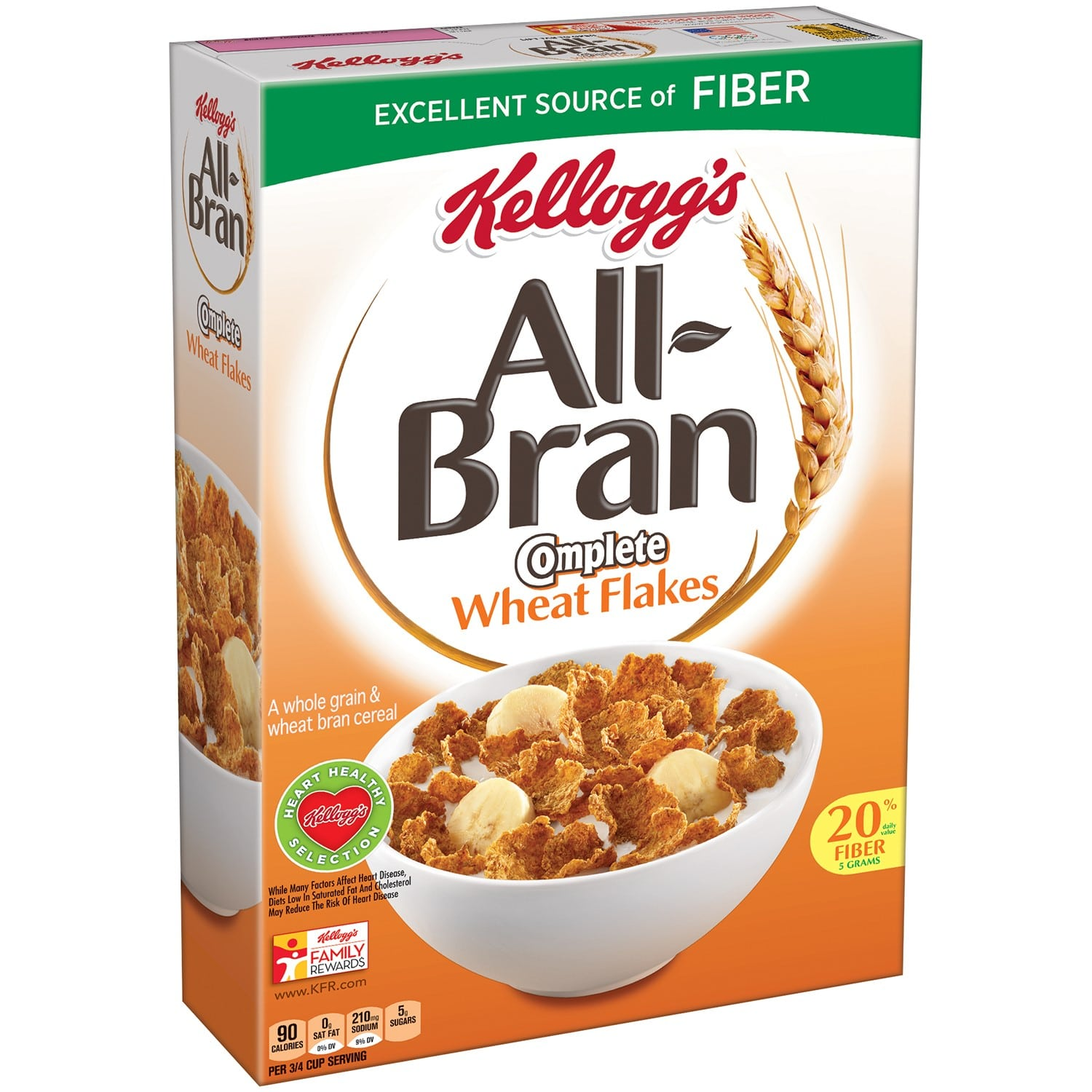 Wheat Bran Cereal From Eating Right