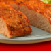 Whole Carved Salmon