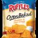 Baked! Cheddar & Sour Cream Potato Crisps