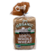 Big Horn Valley All Natural 100% Whole Wheat Bread