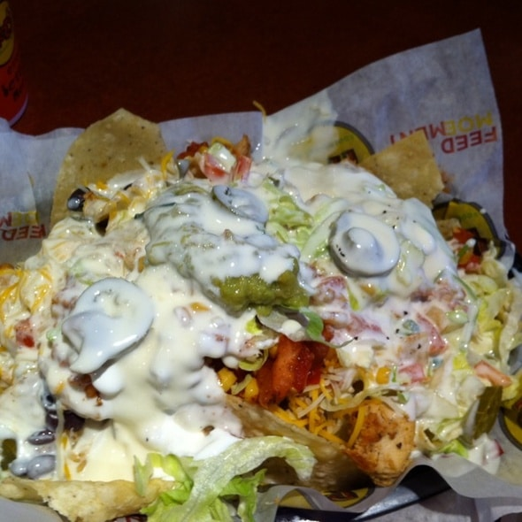 Billy barou nachos no meat from moe s southwest grill nurtrition price - Moe southwest grill menu prices ...