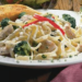 Chicken and Broccoli Fettuccine