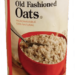 Instant Oatmeal – Cinnamon & Spice