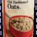 Instant Oatmeal – Cinnamon & Spice