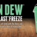 Mountain Dew Baja Blast Freeze (20 oz)