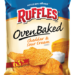 Oven Baked Cheddar & Sour Cream Potato Chips (Package)