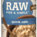 RAW Pure & Simple Quick Oats