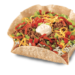Taco Salad with Salsa & Shell