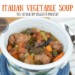 Tuscan Style Minestrone