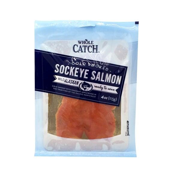 Wild Smoked Salmon Whole Foods