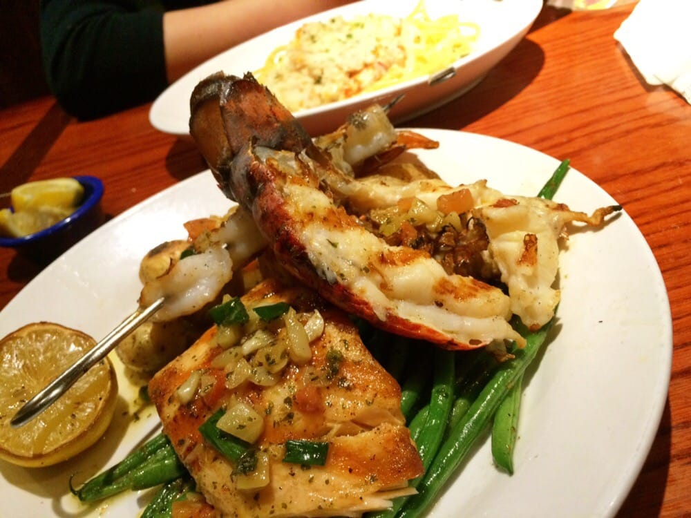 Wood-Grilled Fresh Salmon from Red Lobster | Nurtrition ...