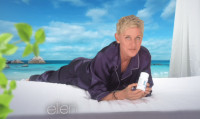 Ellen's New Ad for Viagra is Going Mega Viral