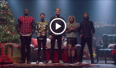 Stunning Performance of 'That's Christmas To Me' Will Really Get You in Xmas Spirit
