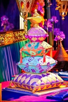 10 Disney Wedding Cakes That Will Blow Your Mind